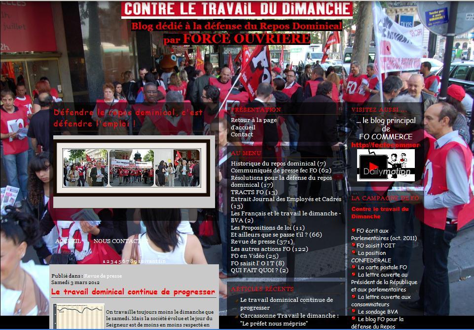 FO défend le DIMANCHE dans Non classé blog-dimanche