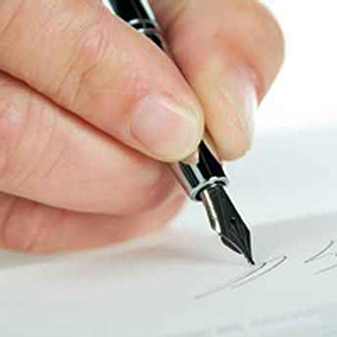 signer fo