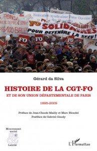 histoire de la CGTFO et UD 75