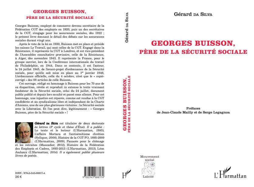 Georges Buisson Père de la sécurité sociale