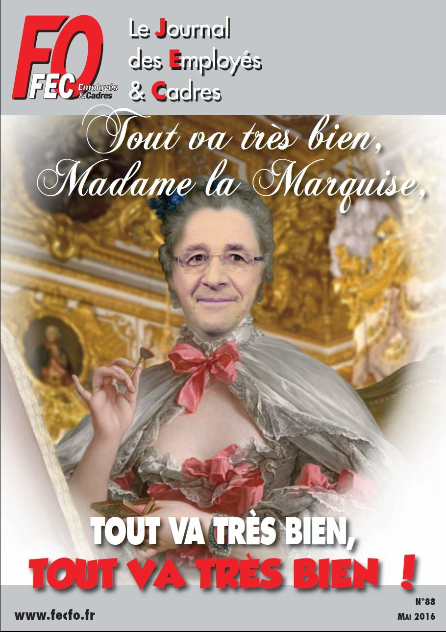 tout va tr 232 s bien madame la marquise tout va tr 200 s bien tout va tr 200 s bien fo eurodif